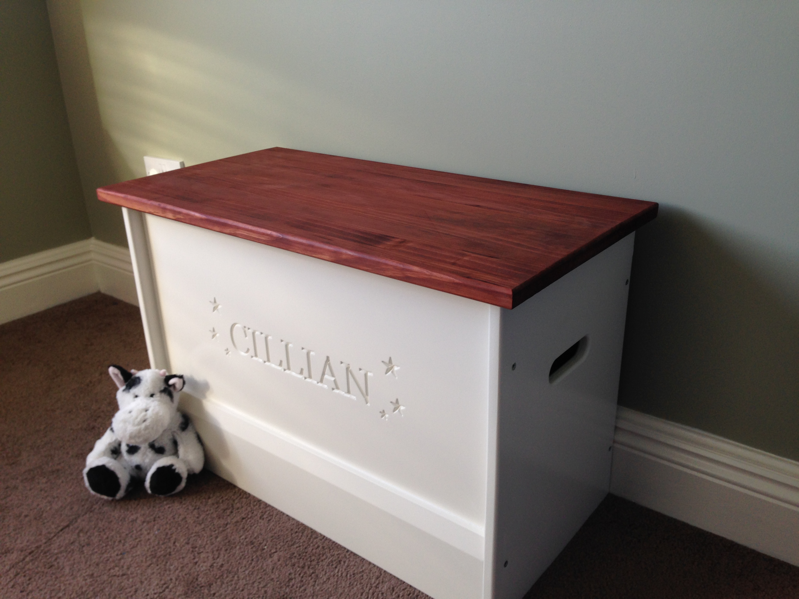 Wooden Toy Box & Personalised Wooden Toy Box Archives - Kerry Signature Furniture Aboutintivar.Com