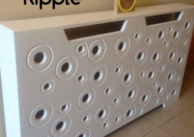 Ripple Radiator Cover