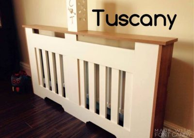 Tuscany Radiator Cover